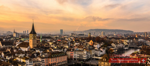 Тур в Швейцарию для любознательных