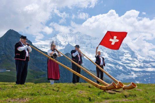 Тур в Швейцарию с Swiss House