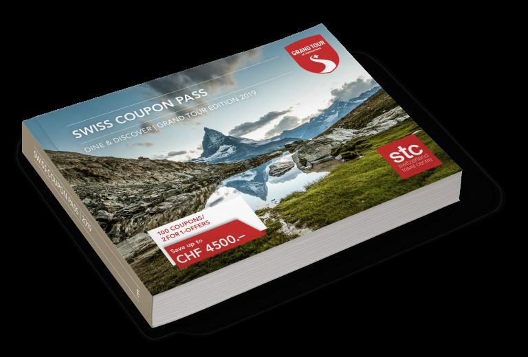 Swiss Coupon Pass — Экономьте в поездках по Швейцарии!