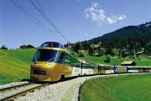 Тур в Швейцарию Золотой Перевал