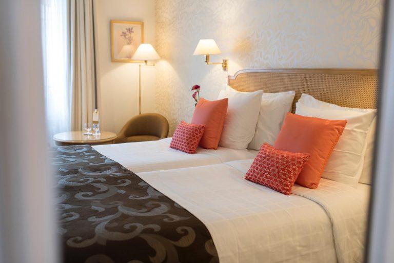 Специальное предложение от отеля Bristol 4* в Женеве