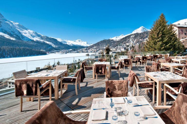 Специальное предложение от отеля The Carlton 5* (St.Moritz)