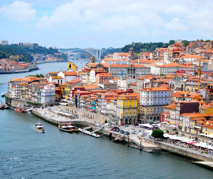 Тур в Португалию Две столицы Лиссабон и Порто