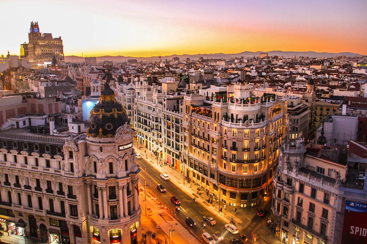 тур в Испанию Барселона-Мадрид на скорых поездах