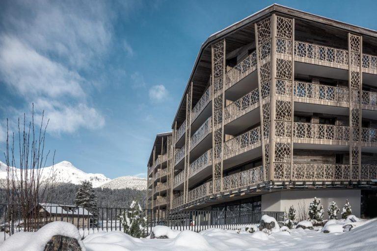 Акции от Valsana Hotel & Appartements 4* — обновлённый отель на курорте Ароза