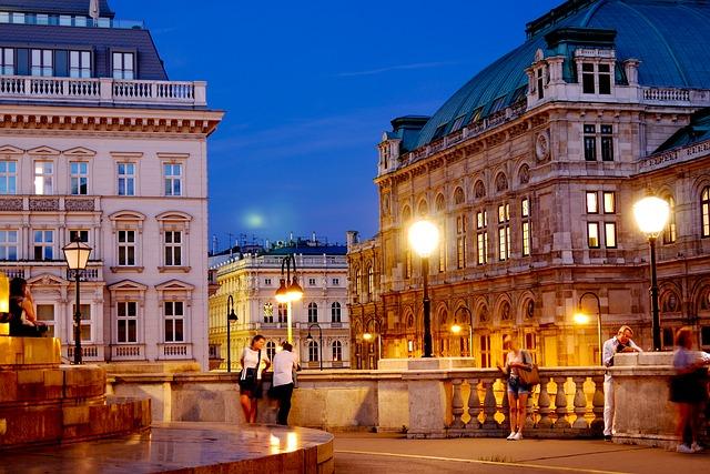 Тур в Австрию Очаровательная Вена