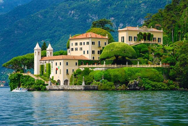 Тур в Италию Северные озёра Италии
