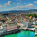 Отдых в Цюрихе: куда съездить