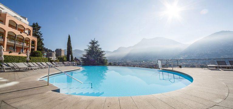 Специальное предложение от отеля Villa Sassa 4* в Лугано