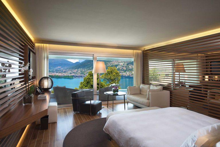 Специальное предложение от отеля The View 5* в Лугано