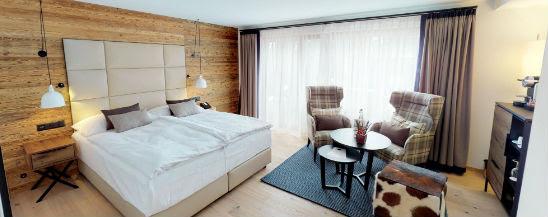 Раннее бронирование от Walliserhof Grand-Hotel & Spa Saas-Fee 5*