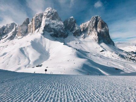 Раннее бронирование зимнего отдыха в итальянских Альпах