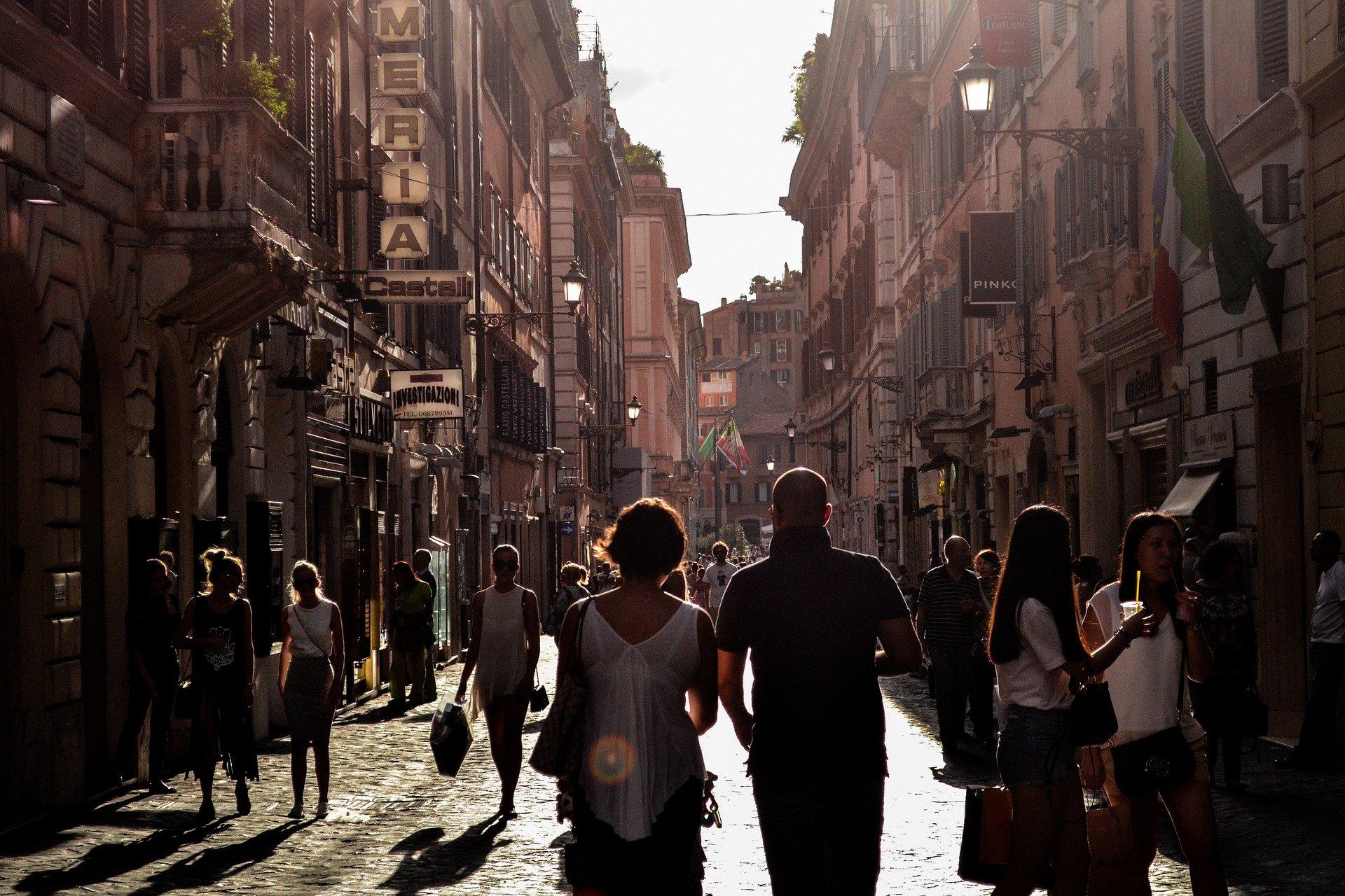 Как в кино: лучшие места из итальянских фильмов
