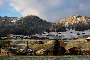 Погода в Швейцарии
