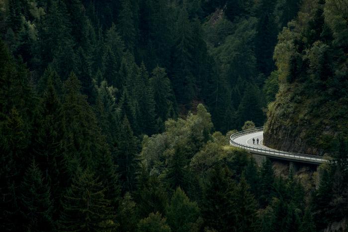 Курорты Швейцарии для интровертов: 7 лучших мест для уединения