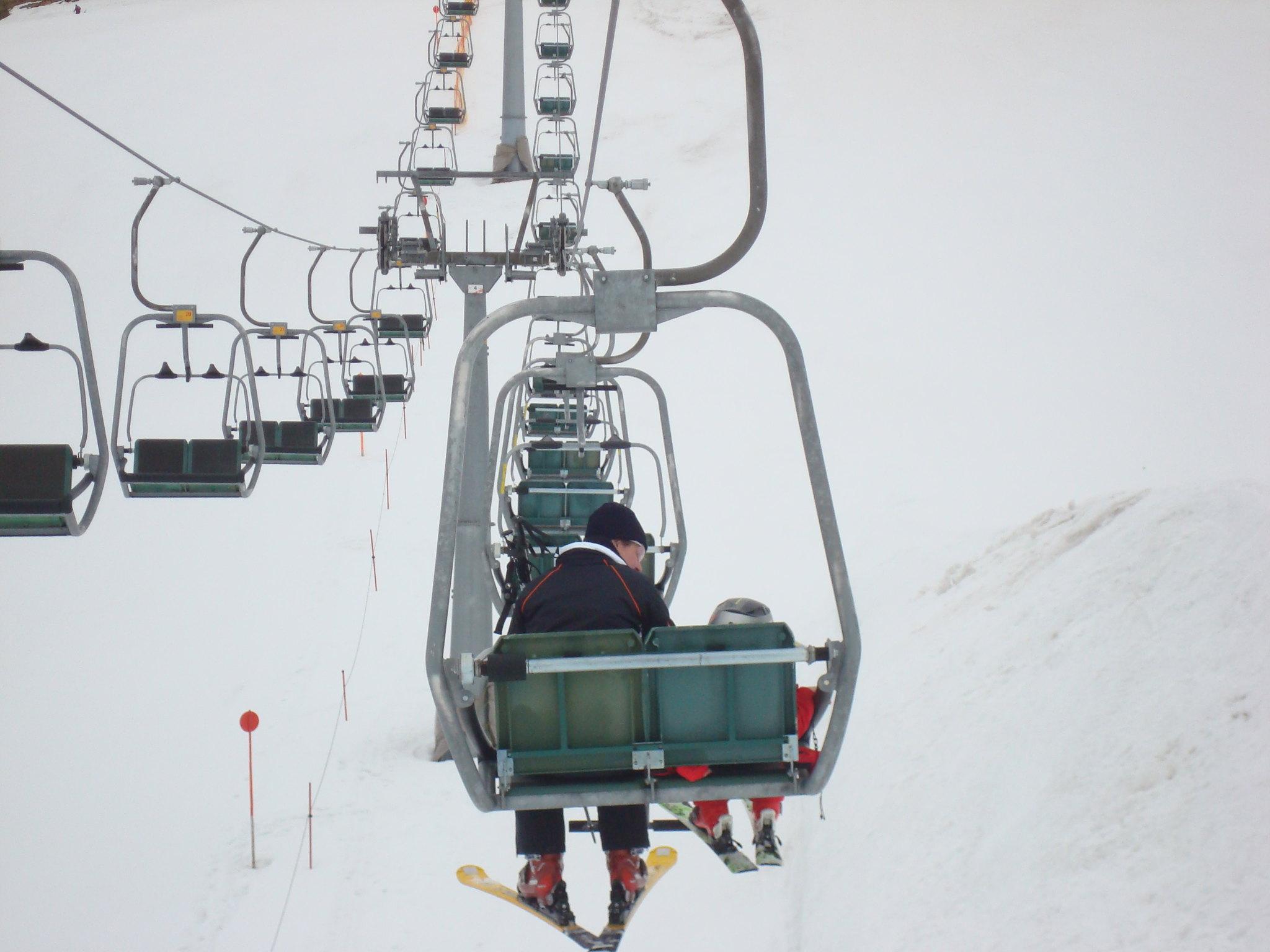 К вершинам: лучшие горнолыжные курорты Австрии