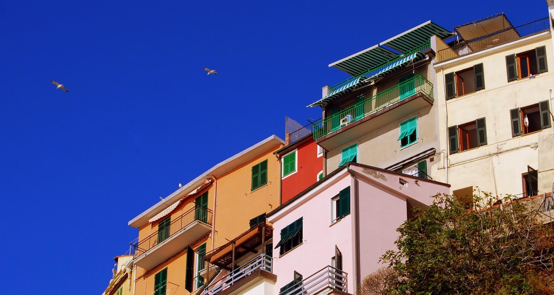 Живописное путешествие: города Италии для художников