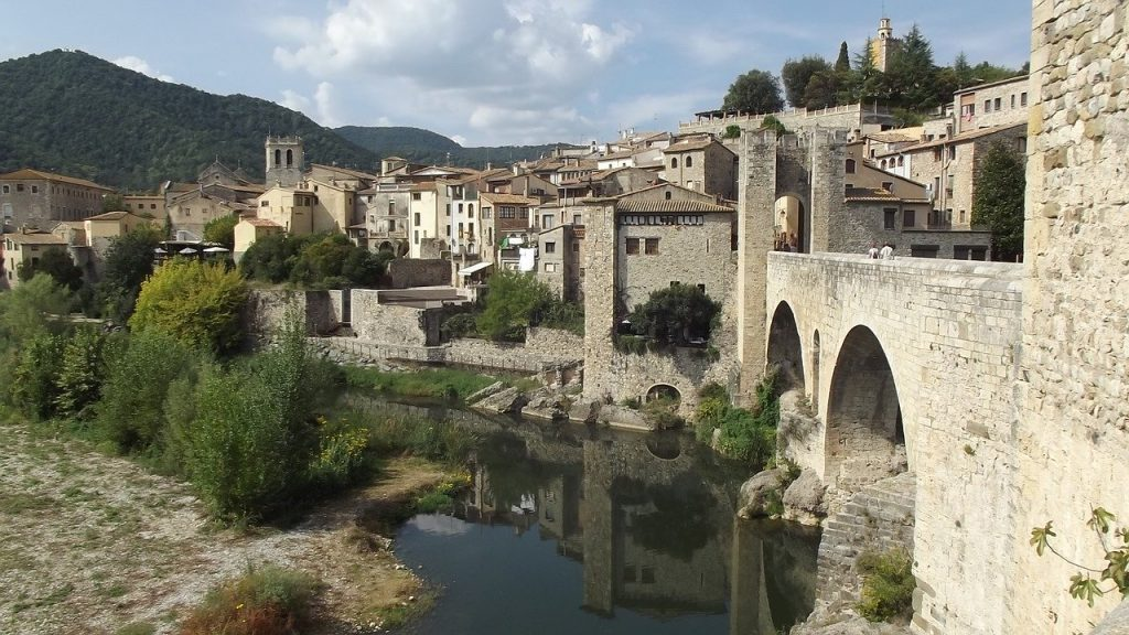 города Испании